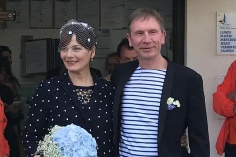 Cécilia Hornus et Thierry Ragueneau se sont mariés