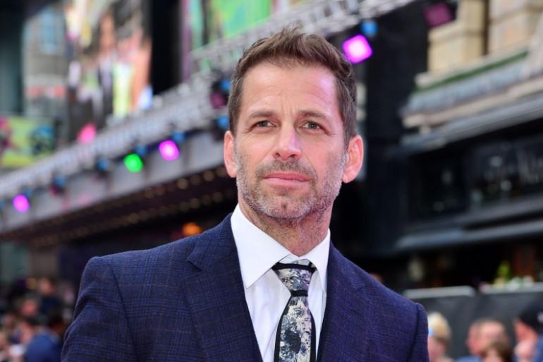 Le réalisateur Zack Snyder