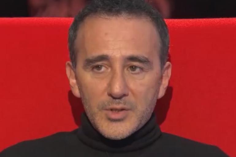 """Elie Semoun dans """"Le Divan"""""""