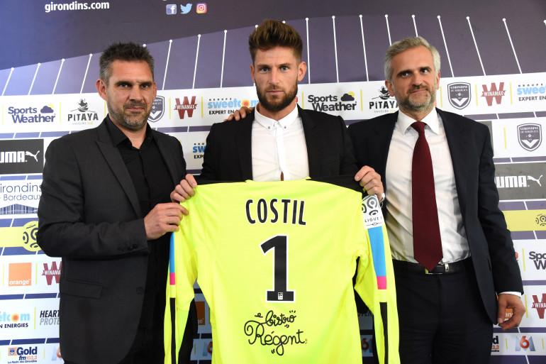 Benoit Costil sera le nouveau gardien des Girondins de Bordeaux