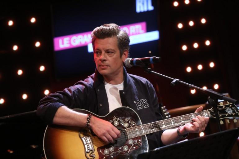 Benjamin Biolay dans Le Grand Studio RTL