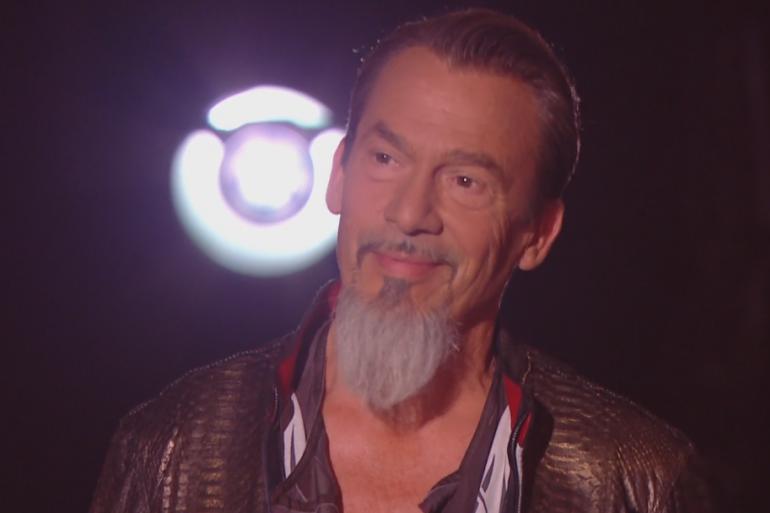 """Florent Pagny est coach de """"The Voice"""""""