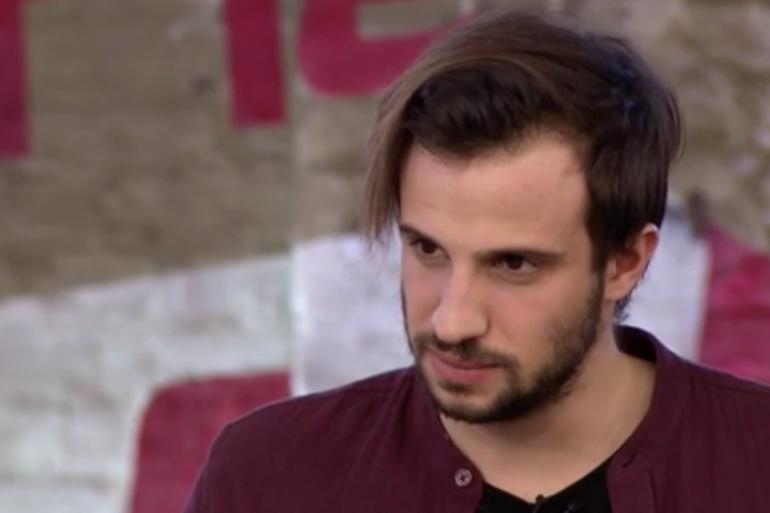 """Marvin Dupré a été éliminé de """"The Voice 2017"""""""