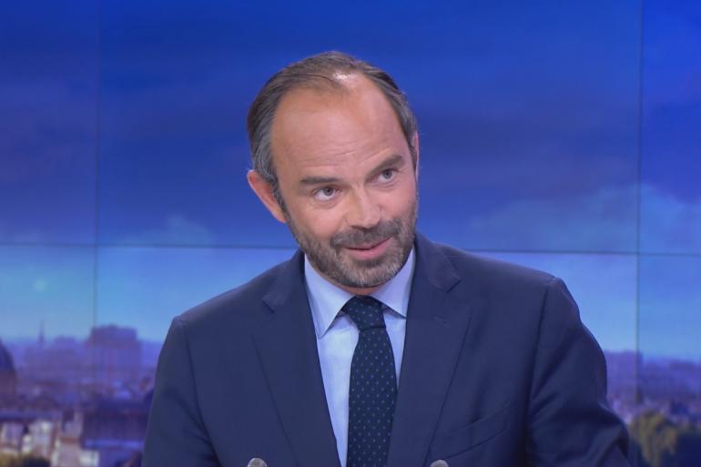 Édouard Philippe sur France 2