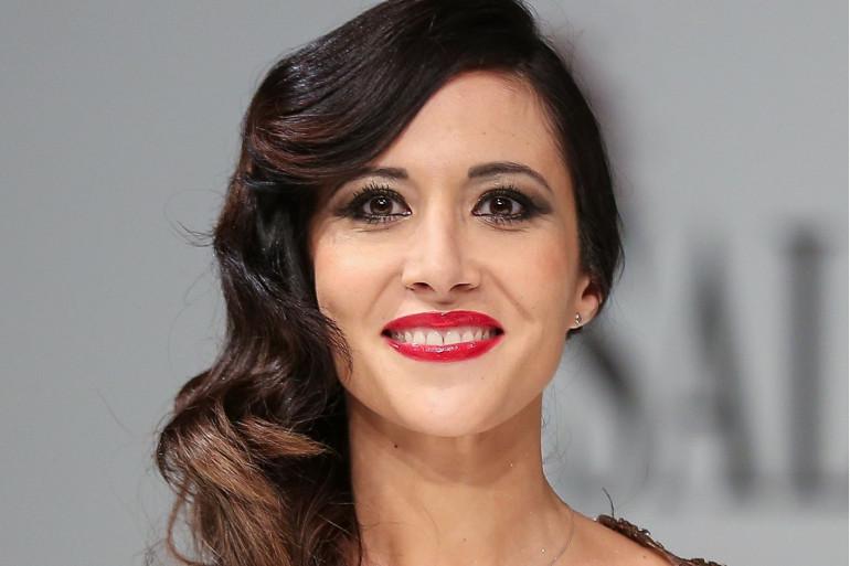 """Fabienne Carat, actrice de """"Plus Belle la vie"""""""