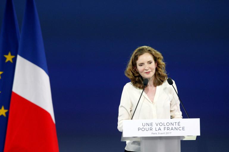 Nathalie Kosciusko-Morizet, le 9 avril 2017