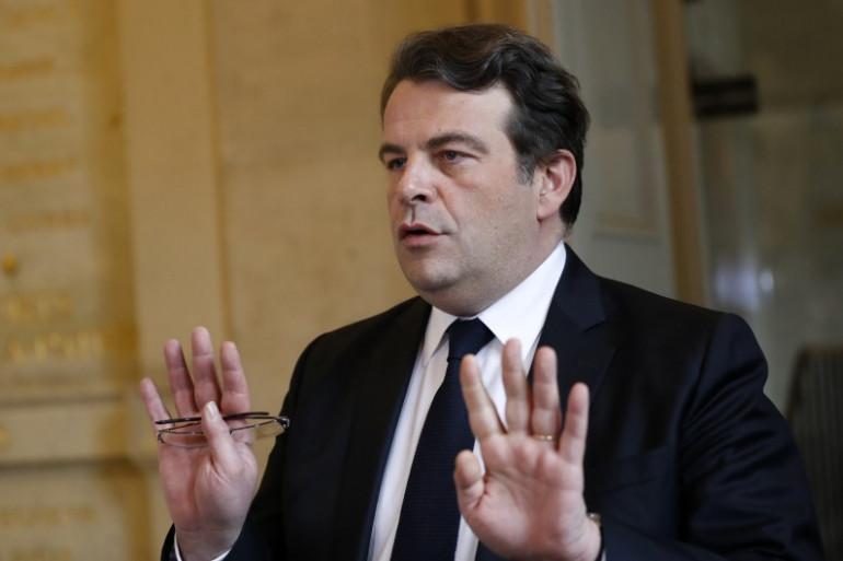 Thierry Solère, le 14 février 2017