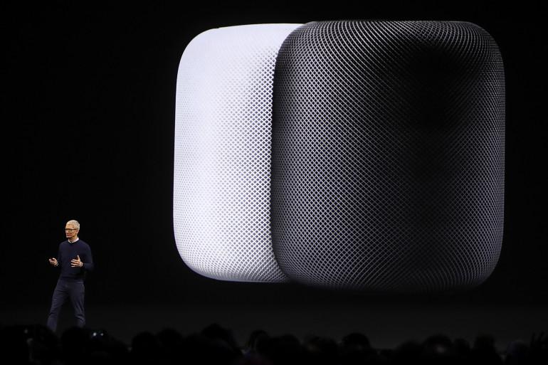 Le HomePod ne sera pas disponible en France avant 2018