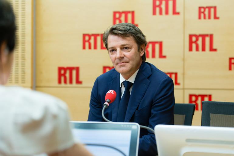 François Baroin, invité de RTL le 9 juin 2017
