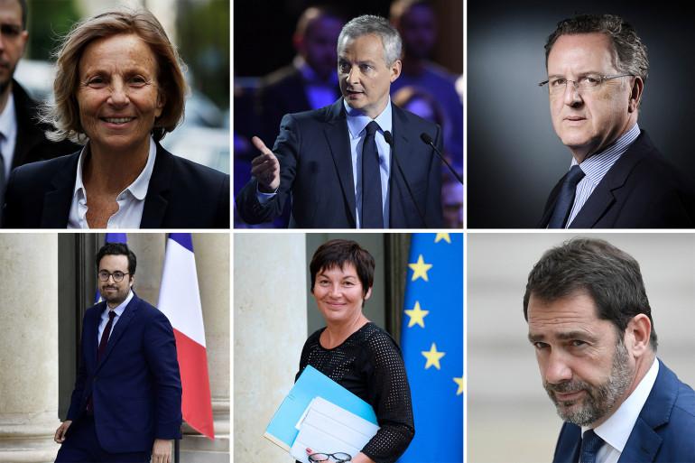 6 ministres de l'actuel gouvernement se présentent aux élections législatives