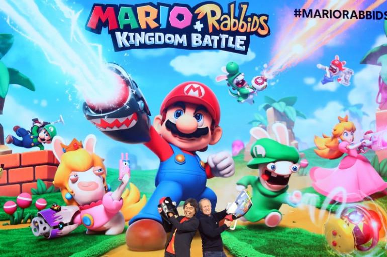 Nintendo et Ubisoft ont présenté ce nouveau jeu lors du E3