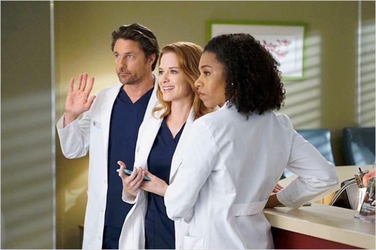"""La saison 13 de """"Grey's Anatomy"""" est riche en émotion"""