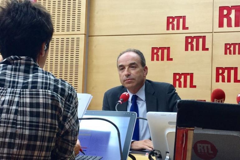Jean-François Copé, maire LR de Meaux, le 15 juin