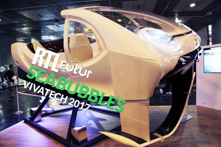 VivaTech 2017 : découvrez le taxi volant du futur