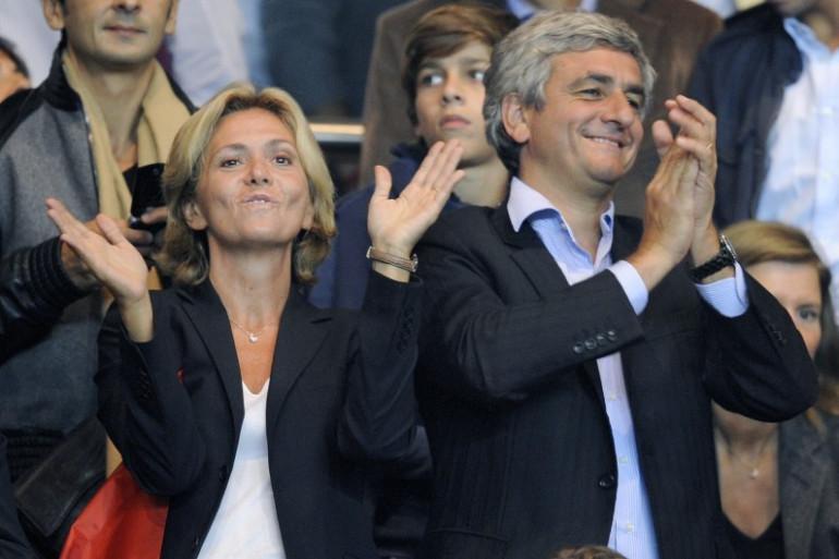 Valérie Pécresse et Hervé Morin, le 20 septembre 2009 à Paris