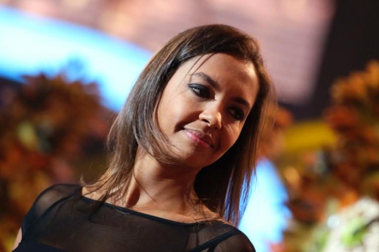 """Karine Le Marchand présente """"L'Amour est dans le pré"""""""