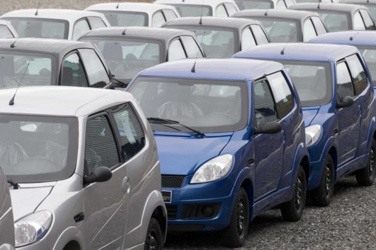 Des voitures sans permis (Illustration)