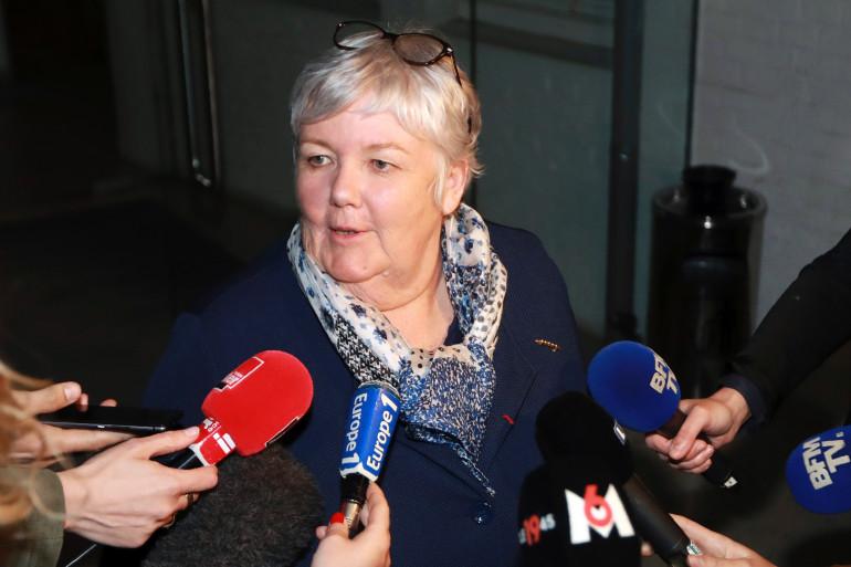 Jacqueline Gourault, le 12 mai 2017 à Paris