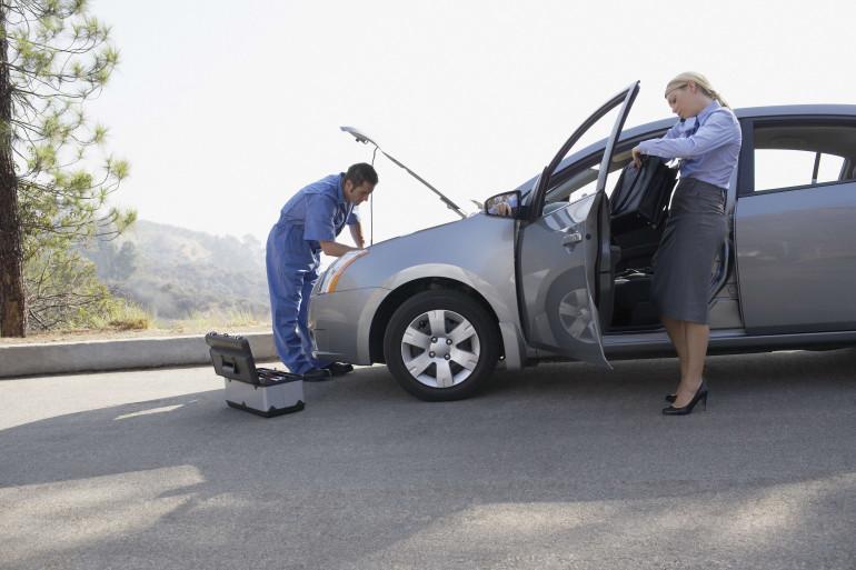 Le nombre de dépannages et remorquages de voitures a bondi de 30% avec la canicule.