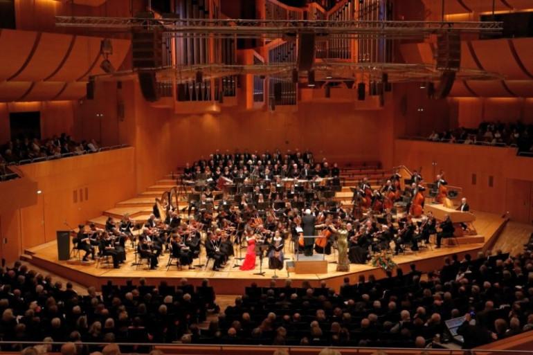 La Philharmonique de Munich a publié des enregistrements inédits d'un concert de Sergiu Celibidache