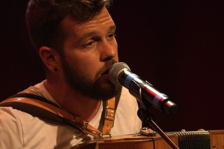 Claudio Capéo dans Le Grand Studio RTL