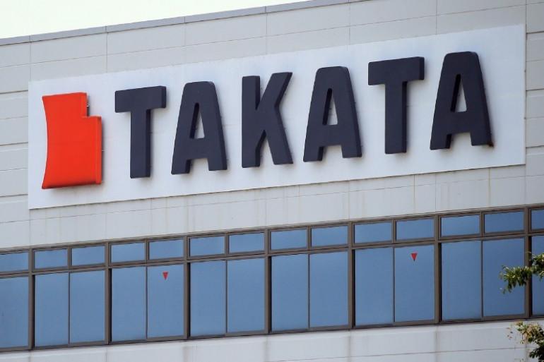 L'histoire s'achève pour le Japonais Takata, numéro 2 mondial des airbags