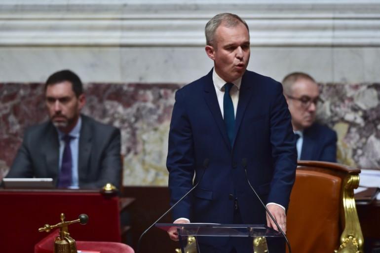 François de Rugy, nouveau président de l'Assemblée nationale