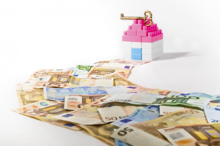 Souscrire un crédit immobilier (illustration)