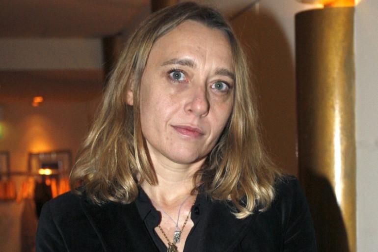 """Virginie Despentes présente """"Vernon Subutex"""" au Salon du Livre"""