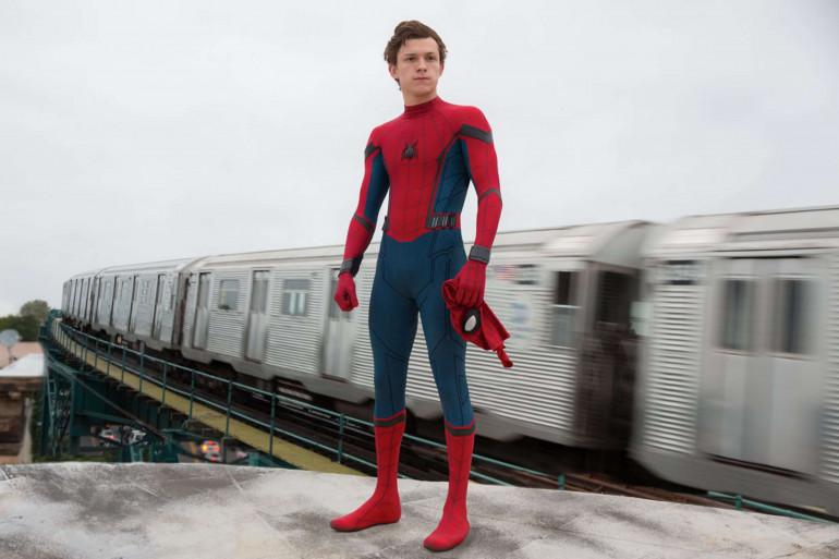 """Tom Holland est le nouvel interprète de Spider-Man dans le film """"Homecoming"""""""