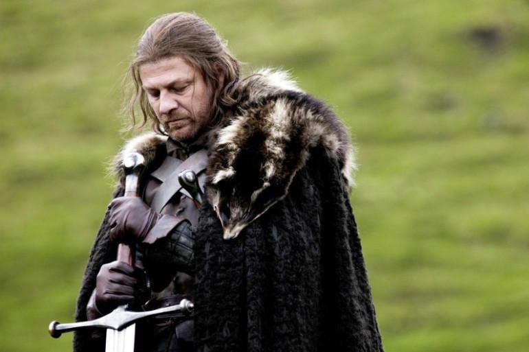 Les fans ont imaginé une drôle de théorie autour de Ned Stark