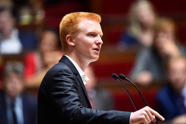 Adrien Quatennens, député de La France insoumise
