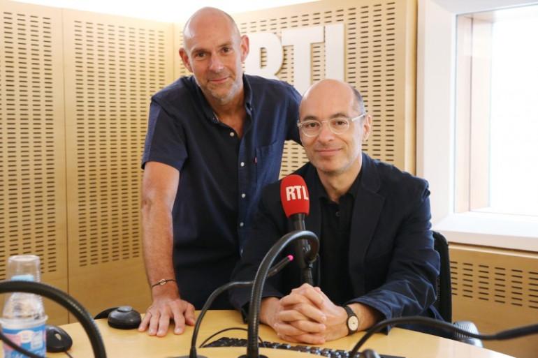 Bernard Werber et Stpéhane Boudsocq