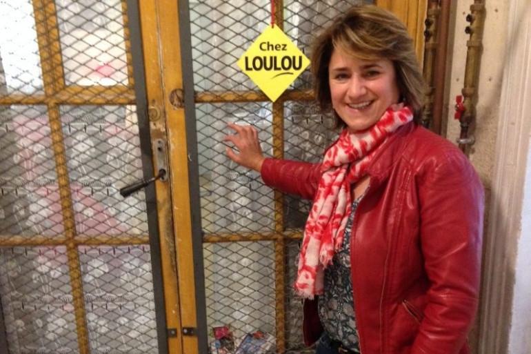 Loulou, gardienne d'immeuble à Paris depuis 24 ans