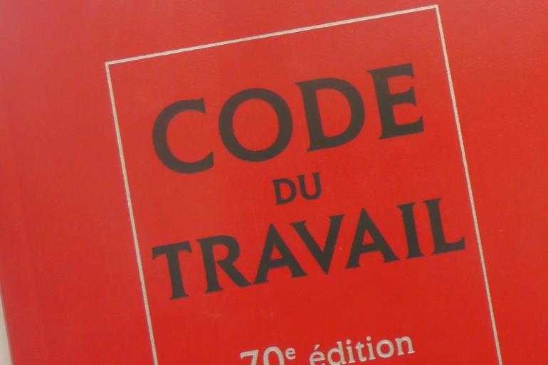Le Code du travail (illustration)