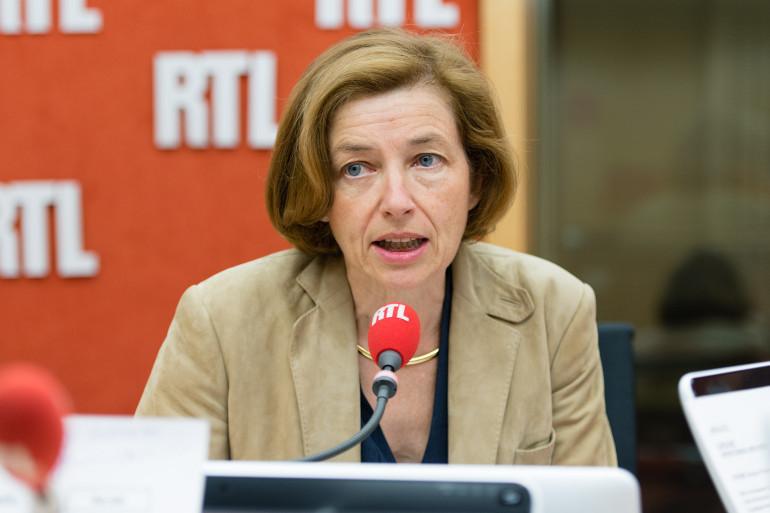 Florence Parly, invitée de RTL le 14 juillet 2017