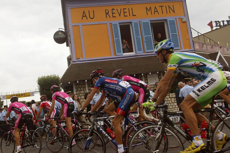 Une étape du Tour était déjà partie de Montgeron en 2006