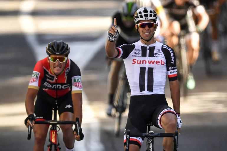Michael Matthews s'impose lors de la 14e étape du Tour de France à Rodez