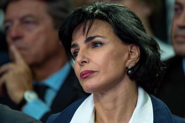 Rachida Dati, en juin 2016, à un congrès Les Républicains