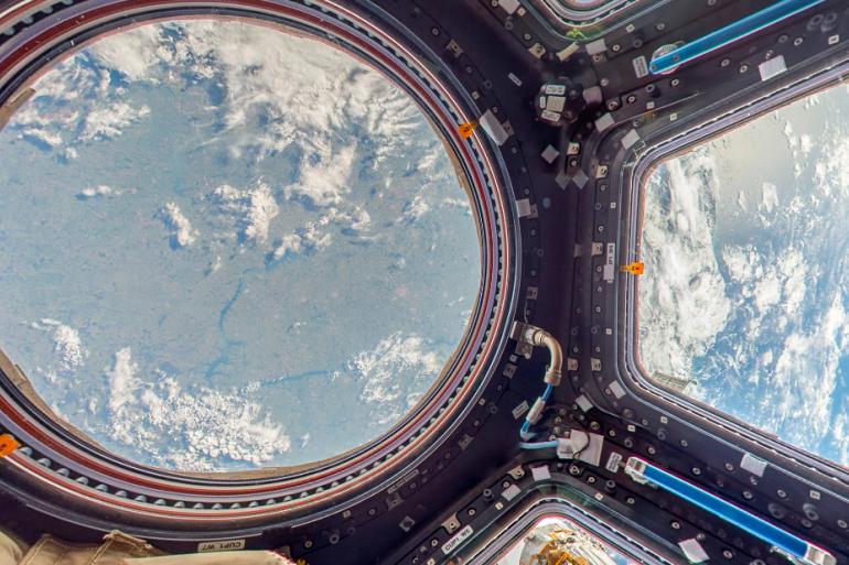 Capture d'écran de la visite virtuelle sur Google Street View