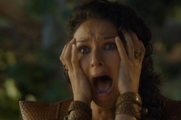 """Ellaria Sand traumatisée dans """"Game of Thrones"""""""