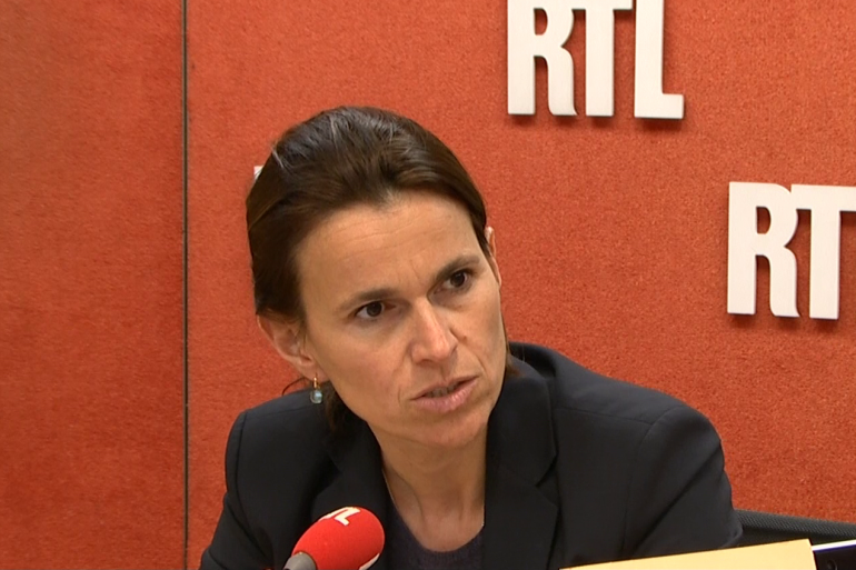 Aurélie Filippetti, ancienne ministre de la Culture, au micro de RTL le 10 mai 2016