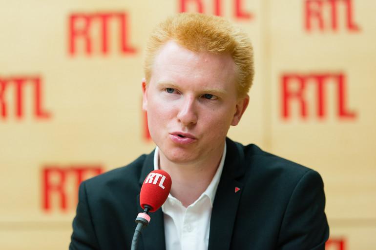Adrien Quatennens, invité de RTL le 1er août 2017