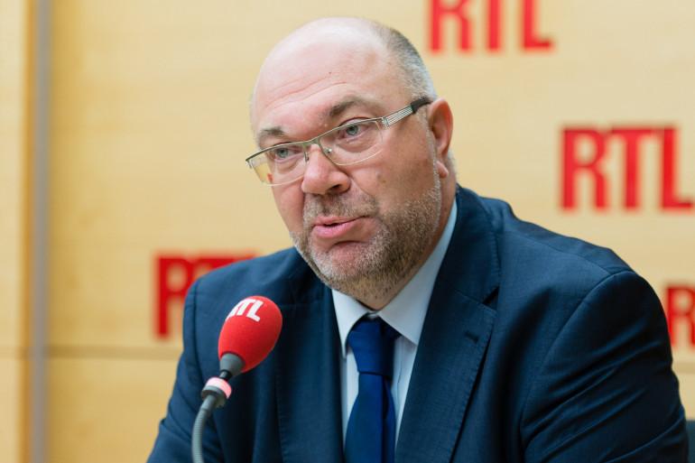 Stéphane Travert, invité de RTL le 3 août 2017