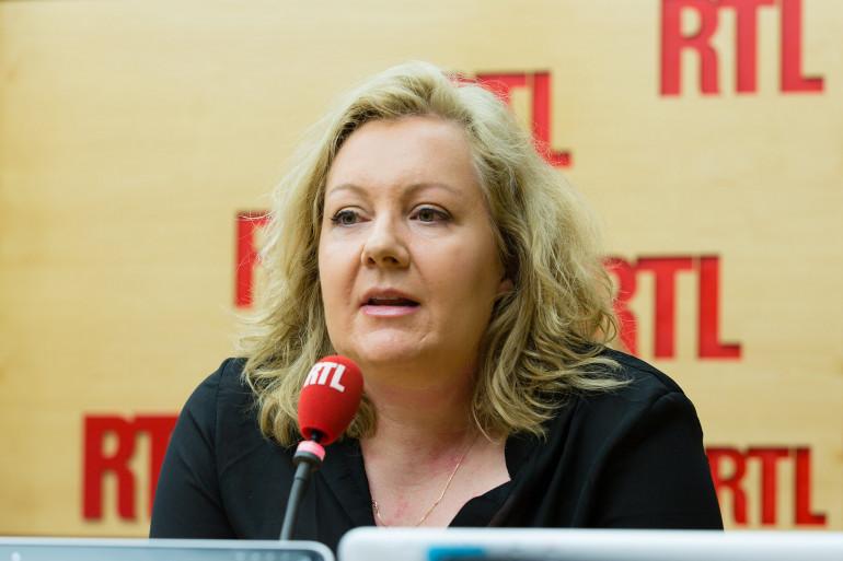 Sophie Montel était l'invité de RTL le 4 août 2017