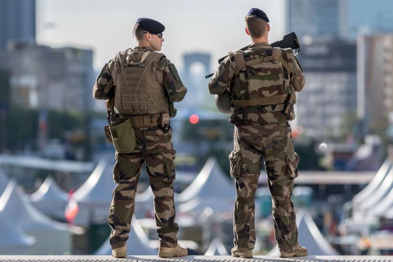 Des militaires français (illustration)