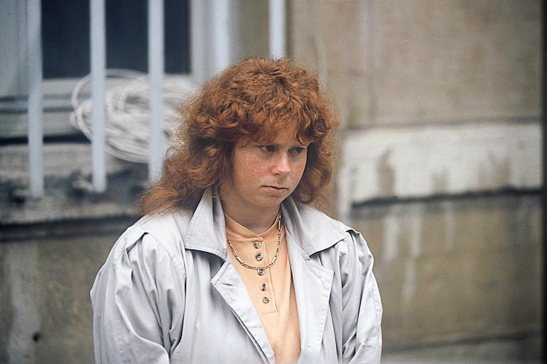 Murielle Bolle, le 2 février 1993