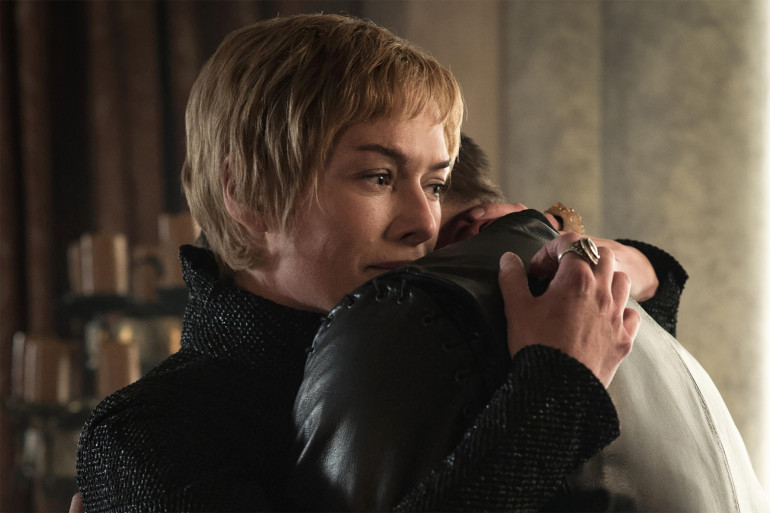 Cersei et Jaime Lannister, les amants incestueux de Westeros