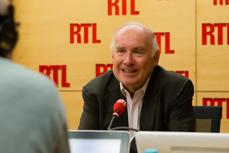 Dominique Bussereau était l'invité de RTL le 23 août 2017
