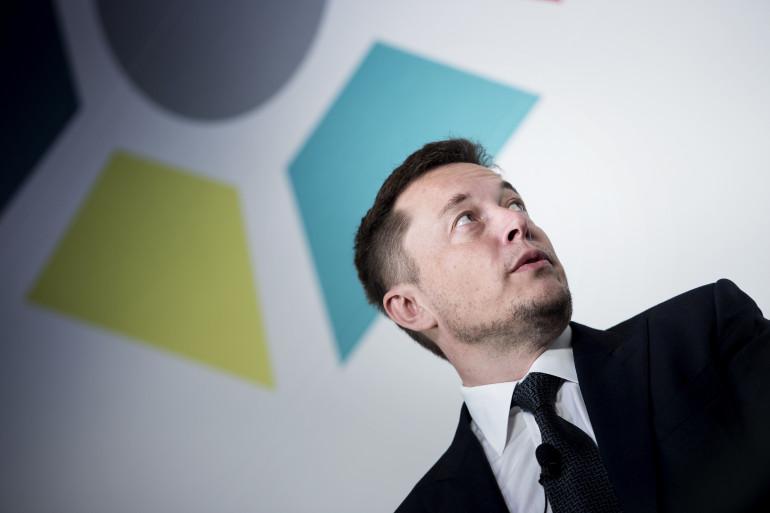 Elon Musk, milliardaire américain propriétaire de Space X et Tesla